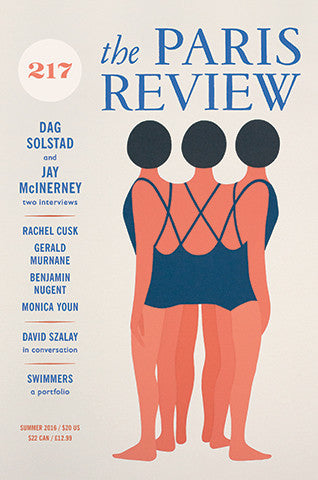 The Paris Review No. 217, Summer 2016