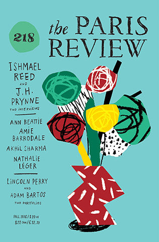 The Paris Review No. 218, Fall 2016