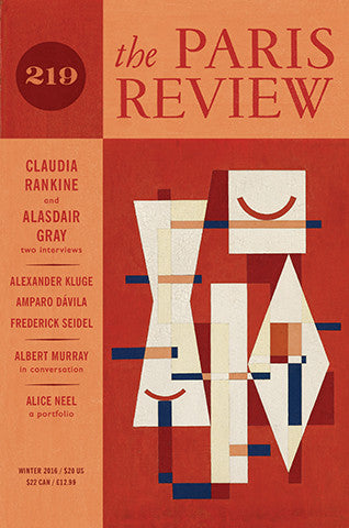 The Paris Review No. 219, Winter 2016