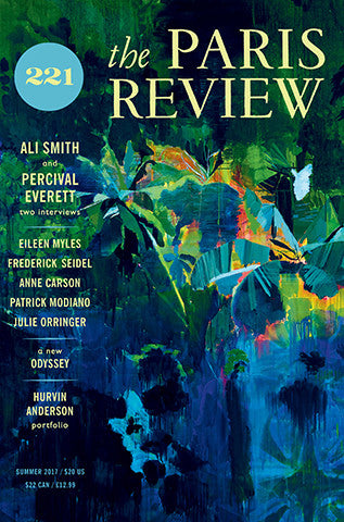 The Paris Review No. 221, Summer 2017