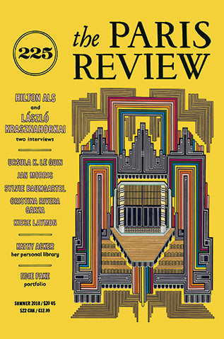 The Paris Review No. 225, Summer 2018