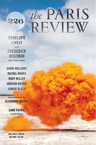 The Paris Review No. 226, Fall 2018