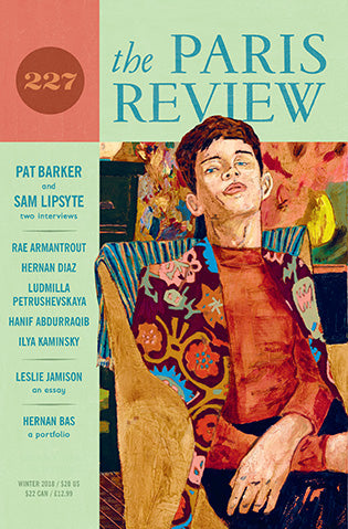 The Paris Review No. 227, Winter 2018