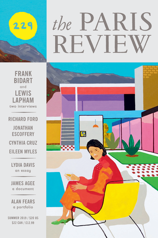 The Paris Review No. 229, Summer 2019