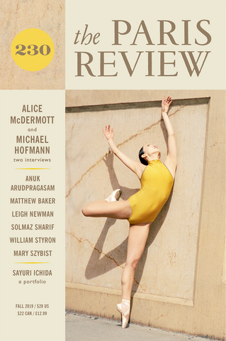 The Paris Review No. 230, Fall 2019