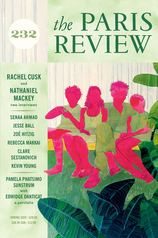 The Paris Review No. 232, Spring 2020