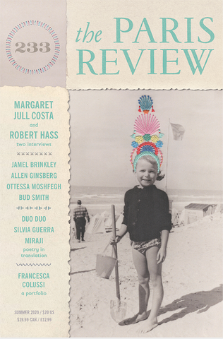 The Paris Review No. 233, Summer 2020