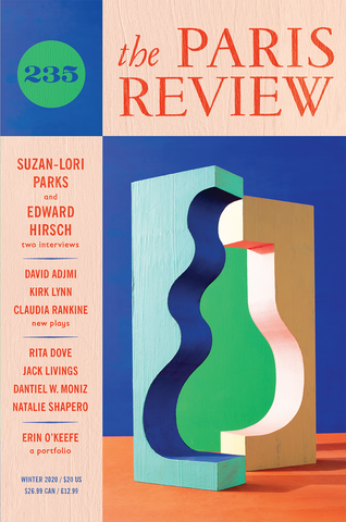 The Paris Review No. 235, Winter 2020