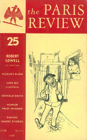The Paris Review No. 25 Winter-Spring 1961