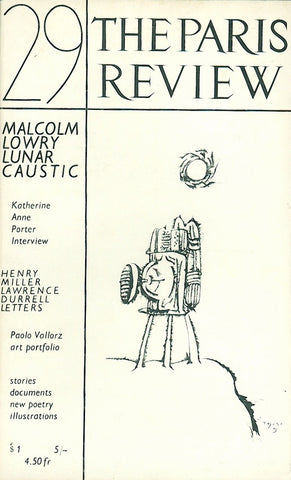 The Paris Review No. 29 Winter-Spring 1963