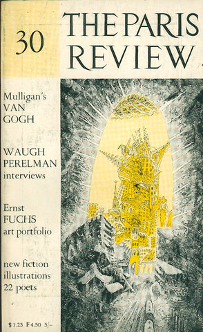 The Paris Review No. 30 Summer-Fall 1963