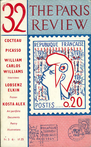 The Paris Review No. 32 Summer-Fall 1964