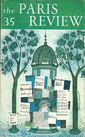 The Paris Review No. 35 Fall 1965