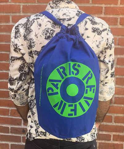 New! Limited-Edition Bag—Robert Indiana & 'The Paris Review'