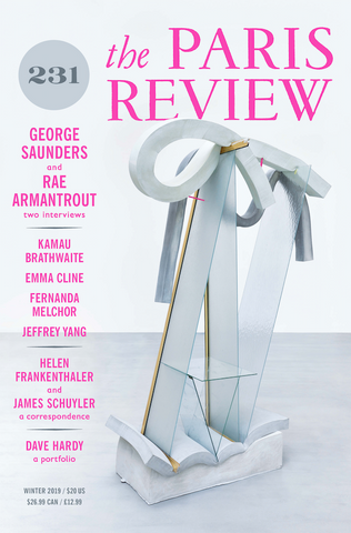 The Paris Review No. 231, Winter 2019