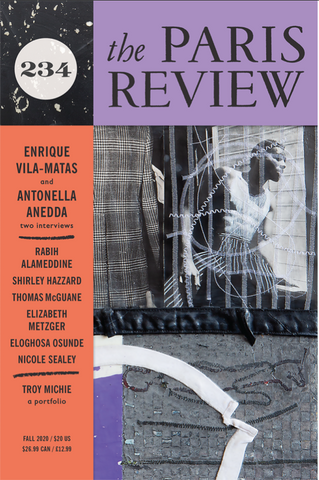 The Paris Review No. 234, Fall 2020
