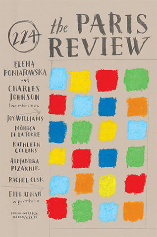 The Paris Review No. 224, Spring 2018