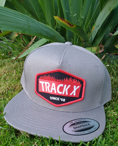 Patch Cap - Light Grey