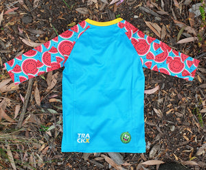 Watermelon Jersey Youth - Teal