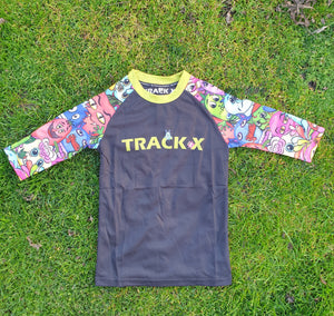 Monster 3/4 Jersey Youth - Multi