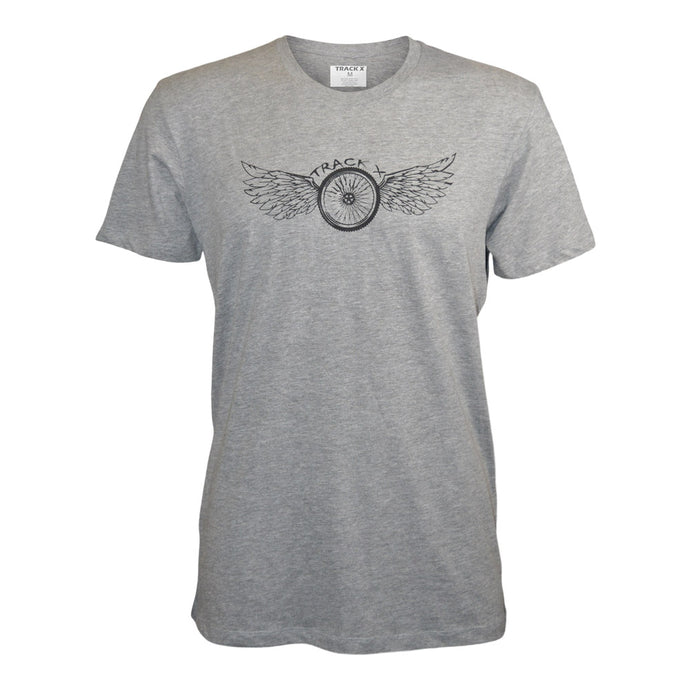 Wing Tee Men's - Grey