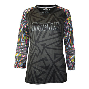 Jagged Jersey Women's - Bright