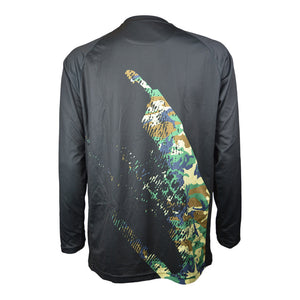 Stealth Jersey Men's - Black/Camo