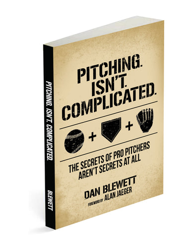 EBOOK - Pitching Isn't Complicated