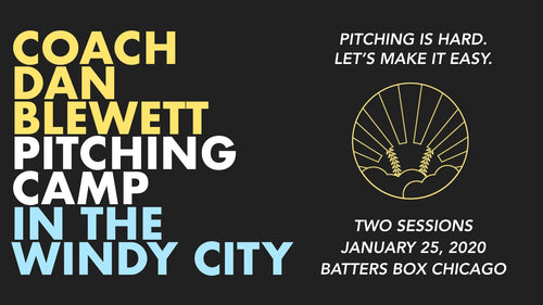 Windy City Pitching Camp - Sat. Jan 25th, 2020