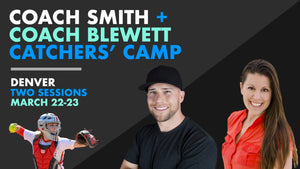 Softball Catchers' Throwing Camp with Amanda Smith - Denver, March 22 or 23