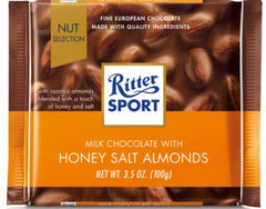 Ritter Sport Honey and Salted Almond