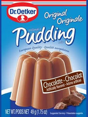 Dr. Oetker Chocolate Pudding