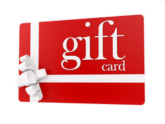 Gift Card (Redeemable in store only)
