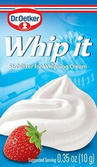 Dr. Oetker Whip It Stabilizer
