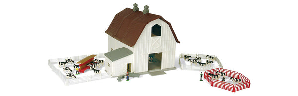1/64 M4 DAIRY BARN PLAYSET
