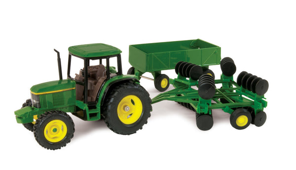 1/32 M6 JD 6410 TRACTOR SET