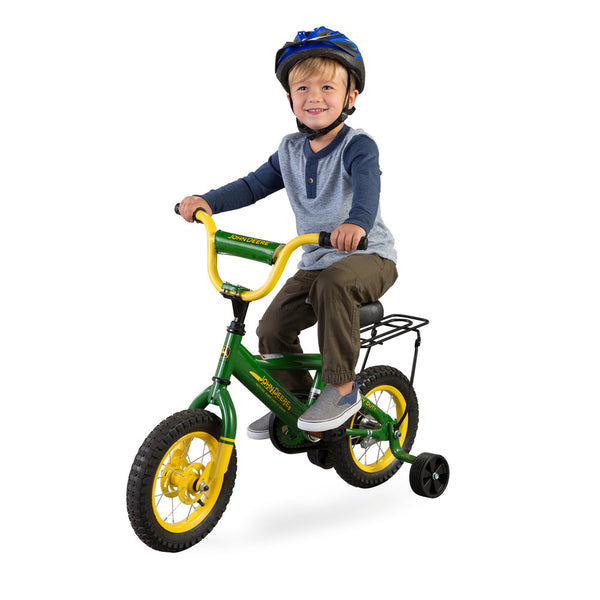 JOHN DEERE 12 INCH BICYCLE GREEN