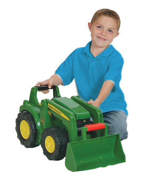 JD BIG SCOOP 21INCH TRACTOR