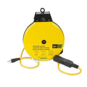 30' Retractable Cord Reel - 16 Gauge