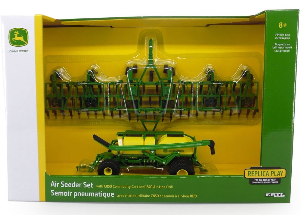 1/64 JD  AIR SEEDER SET