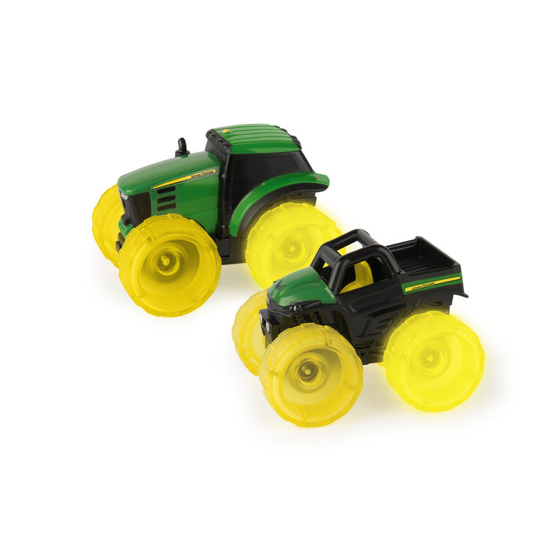 JOHN DEERE MONSTER TREADS LIGHTING WHEELS ASSORT.