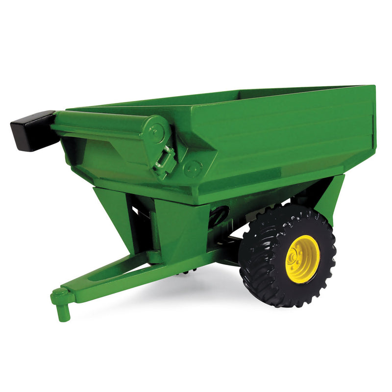 3 INCH GREEN MINI GRAIN CART