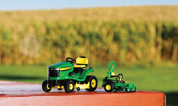 1/32 JD Z930M Z TRAK MOWER