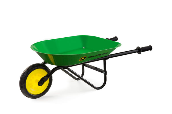 JOHN DEERE STEEL WHEEL BARROW