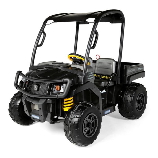 John Deere Gator XUV Midnight Black