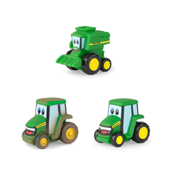 3 IN JOHNNY TRACTOR FRIEND PDQ