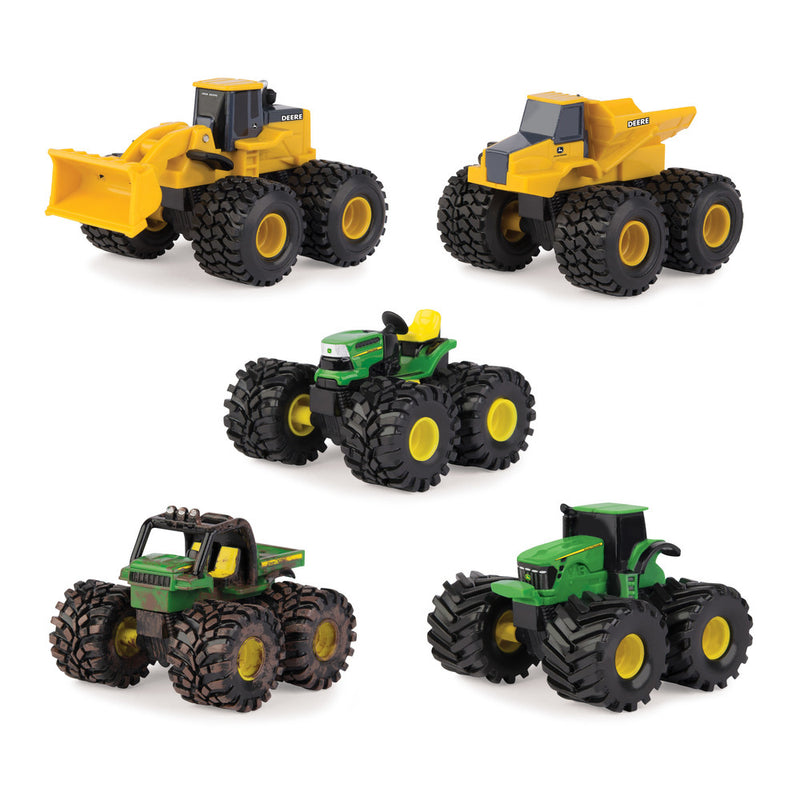 JOHN DEERE MONSTER TREDS IMPULSE ASSORT.