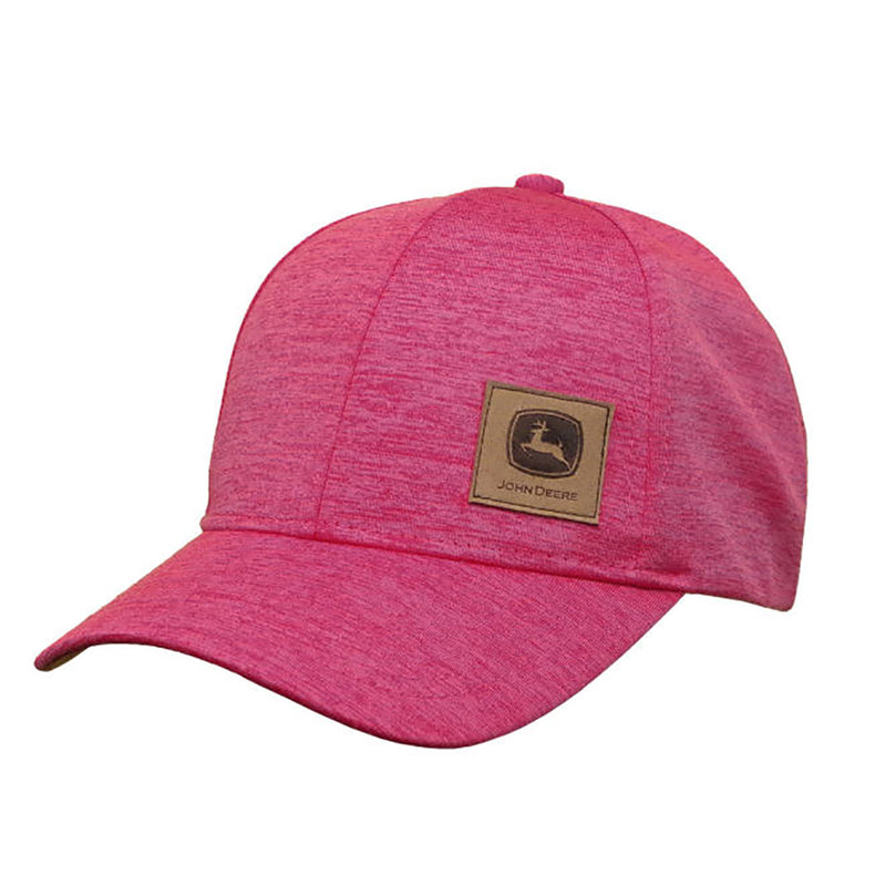 Heathered Pink Hat