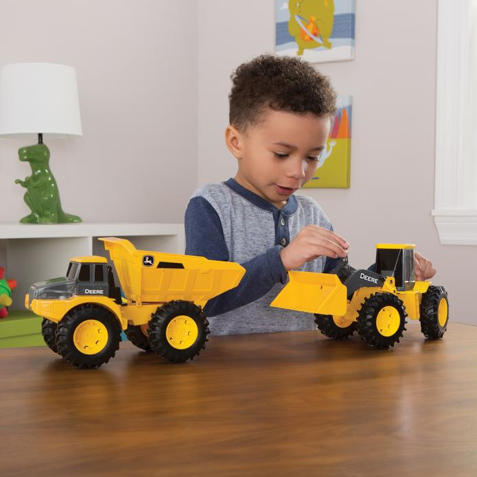 John Deere 11 inch Construction Sandbox Toys