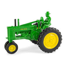 1/32 ERTL's 75th Anniversary 1/32 Model A Tractor with Man